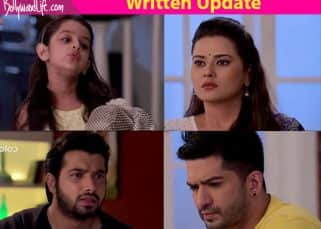 Kasam-Tere Pyar Ki 27th September 2017 Written Update Of Full Episode: Abhishek is angry to know that Rishi met Tanuja and she hid it from him