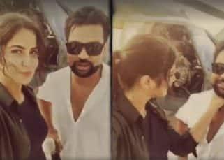 Woah! Aditya Chopra is so impressed with Katrina Kaif's performance in Tiger Zinda Hai that he has gifted her a car? Watch video