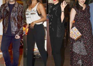 Karan Johar, Malaika Arora, Karisma Kapoor, Soha Ali Khan join Kareena Kapoor Khan for her birthday - view HQ pics