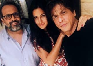 Katrina Kaif finally begins shooting for Anand L Rai's film with Shah Rukh Khan - view pic
