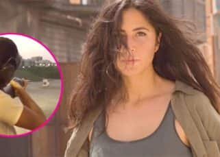 Katrina Kaif's gun wielding avatar on the sets of Tiger Zinda Hai will make you forget all about her Barbie doll image- watch video