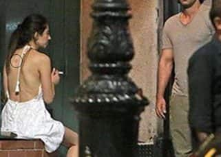 The red patch on Mahira Khan's back from her viral pics with Ranbir Kapoor is NOT a love bite but a scar - read details