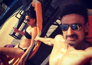 Lovebirds Mugdha Godse and Rahul Dev are holidaying in Sri Lanka - view pics