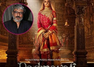 Here's why Sanjay Leela Bhansali revealed Deepika Padukone's look from Padmavati on the first day of Navratri