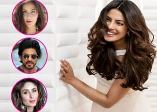 Priyanka Chopra has a sweet message for Shah Rukh Khan, Katrina Kaif and Kareena Kapoor Khan - Watch Video