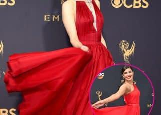 Emmys 2017: Nicole Kidman pulls off a Priyanka Chopra twirl and we like it just as much - watch video