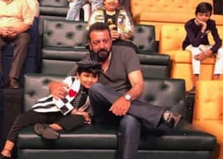 Sa Re Ga Ma Pa L'il Champs 2017: Sanjay Dutt gets emotional, shares stories of his time in jail