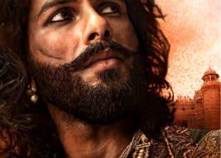Shahid Kapoor's Maharawal Ratan Singh look from Padmavati leaves Twitterati SPEECHLESS!