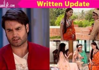 Shakti-Astitva Ke Ehsaas Ki 22nd September 2017 Written Update Of Full Episode: Preeto threatens Saumya with the life of her loved ones