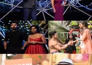 MTV Splitsvilla X: Steffy Cyril is the girl in demand as three guys propose her, Sunny Leone takes Hritu to task over an inappropriate comment