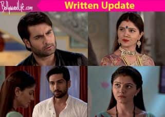 Shakti-Astitva Ke Ehsaas Ki 13th September 2017 Written Update Of Full Episode: Harman asks Saumya to leave him, Balwinder makes use of Harman's absence to get close to Saumya