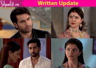 Shakti-Astitva Ke Ehsaas Ki 13th September 2017 Written Update Of Full Episode: Harman asks Saumya to leave him, Balwinder makes use of Harman's absence to get close to Saumya