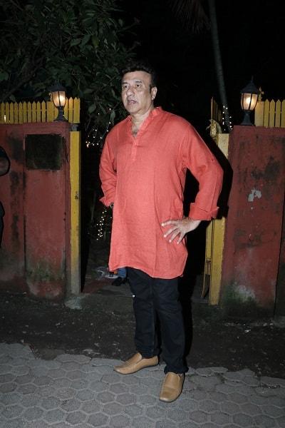 ANIL KAPOOR  ETC AT  shabana azmi party in juhu on 18 10 17.pics yogen shah (16) (1)