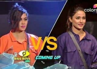 Bigg Boss 11 21st October 2017 Episode 21 preview: Salman Khan gets Arshi Khan and Hina Khan to compete in a wrestling match