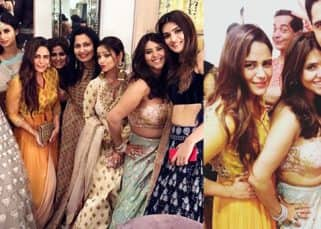INSIDE PICS: Mouni Roy, Karishma Tanna, Adaa Khan, Mona Singh party the night away