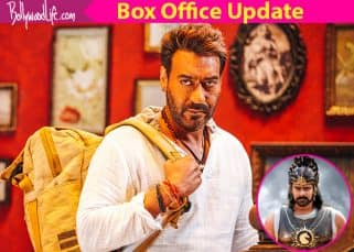 Ajay Devgn's Golmaal Again fails to BEAT Prabhas' Baahubali 2 on day 1, becomes the second highest box office opener of 2017
