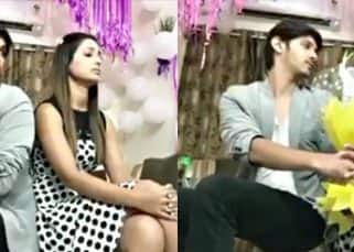 Bigg Boss 11: Rohan Mehra recreates the 'Tusi Na Jao' moment from Kuch Kuch Hota Hai for Hina Khan - watch video!
