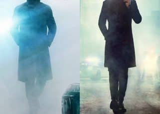 Is the first poster of Prabhas' Saaho inspired by Ryan Gosling's Blade Runner 2049?