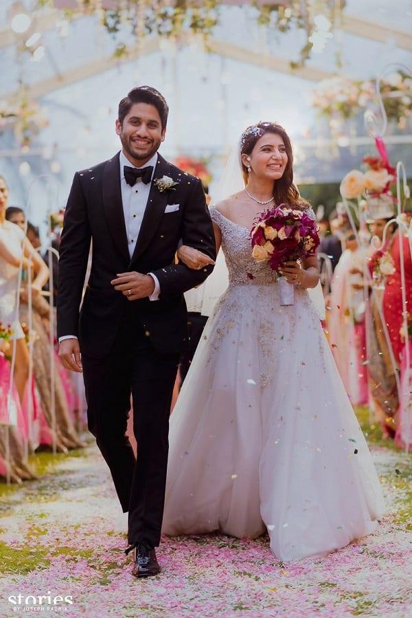 Samantha Ruth Prabhu Naga Chaitanya S Wedding Album