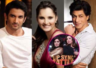 Shah Rukh Khan, Sushant Singh Rajput and Sania Mirza to come together for the Diwali episode of Farah Khan's Lip Sing Battle