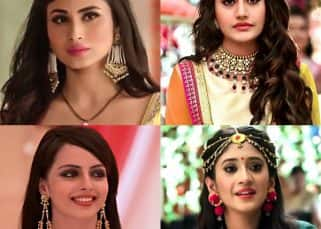 [IN PICS] Diwali is here and it's time to take some jewelry tips from the Bling Bahus of television