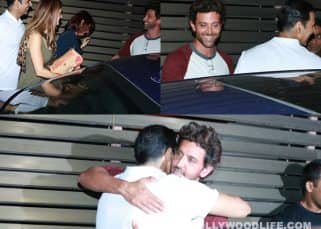 Akshay Kumar and Hrithik Roshan hug each other like long lost brothers - View HQ Pics