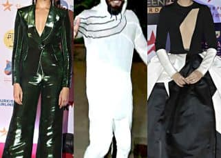 When Deepika Padukone, Sonam Kapoor, Ranveer Singh dressed up like they were ready to bring in Halloween