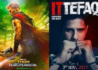 Will Chris Hemsworth's Thor: Ragnarok HAMMER Sidharth Malhotra's Ittefaq out of the box office?