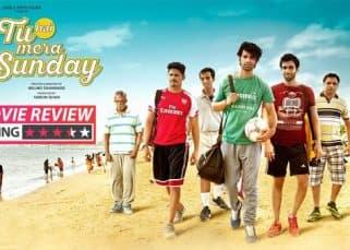 Tu Hai Mera Sunday movie review: Barun Sobti-Shahana Goswami's film is like an easy-breezy walk down the beach