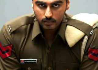 First Look Out! Arjun Kapoor will leave you stunned with his tough cop avatar for Sandeep Aur Pinky Faraar - view pic