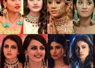 Diwali 2018: TV bahus Surbhi Chandna, Mouni Roy, Shivangi Joshi, Shrenu Parikh are here to dole out some jewellery tips