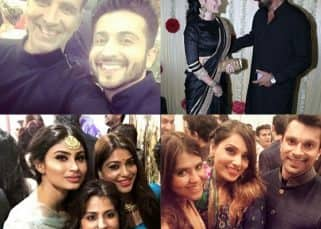 Akshay Kumar, Mouni Roy, Sanjay Dutt, Bipasha Basu light up Ekta Kapoor's Diwali bash - view pics