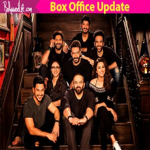 Ajay Devgn's Golmaal Again beats the lifetime box office collection of Golmaal: Fun Unlimited and Golmaal Returns in just 2 days
