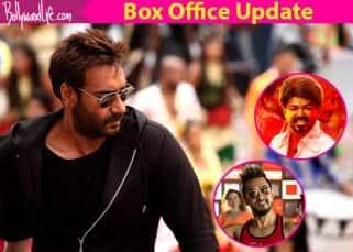 Box Office Report: Ajay Devgn's Golmaal Again DEFEATS Vijay's Mersal and Aamir Khan's Secret Superstar on day 1