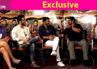 [Exclusive Video] Ajay Devgn, Parineeti Chopra and Team Golmaal Again play a game of 'Who is most likely to be' and crack us up!