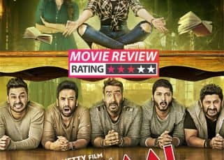 Golmaal Again movie review: Ajay Devgn and Parineeti Chopra's horror-comedy is a laugh riot