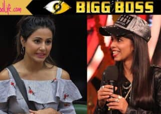 Bigg Boss 11 23rd October 2017 Episode 23 preview: Hina Khan tries to bully Dhinchak Pooja on her very first day, reveals she has lice in her hair