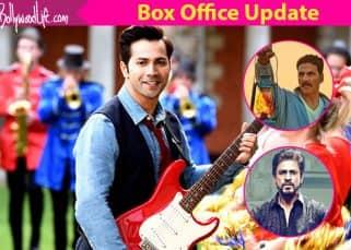 Will Varun Dhawan's Judwaa 2 BEAT Akshay Kumar's Toilet: Ek Prem Katha and Shah Rukh Khan's Raees to become the second highest-grosser of 2017?