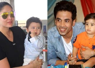 Taimur and Laksshya have play dates together every month, reveals Tusshar Kapoor