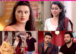 Kasam-Tere Pyar Ki 9th October 2017 Written Update Of Full Episode: Tanuja is scared that Rishi knows the truth