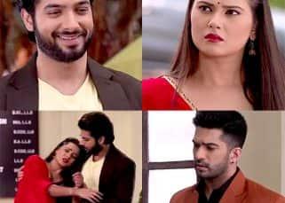 Kasam-Tere Pyar Ki 10th October 2017 Written Update Of Full Episode: Rishi plays his trump card as Abhishek and Tanuja are to lose Natasha