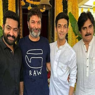 Whoa! Jr NTR to go clean shaven for his next with Trivikram Srinivas?