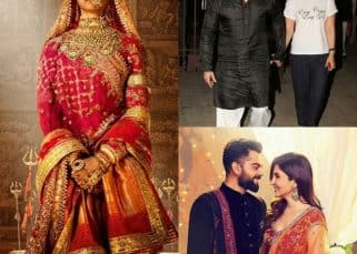 Kareena Kapoor-Saif Ali Khan's anniversary, Anushka Sharma-Virat Kohli's romantic pic, new threat for Padmavati - daily roundup