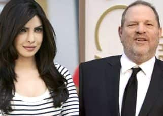 Actress Priyanka Chopra hints that there are people like Harvey Weinstein in India