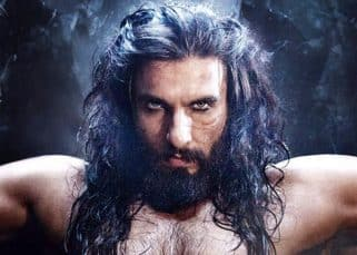 Revealed! This is what Ranveer Singh SNIFFED to get into the character of the menacing Sultan Alauddin Khilji