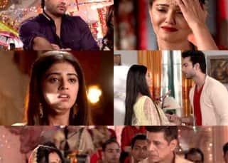 Shakti-Astitva Ke Ehsaas Ki 6th October 2017 Written Update Of Full Episode: Harman leaves home forever as Surbhi traps Preeto