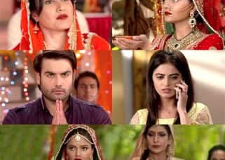 Shakti-Astitva Ke Ehsaas Ki 5th October 2017 Written Update Of Full Episode: Saumya prepares to renounce the world and Harman forever