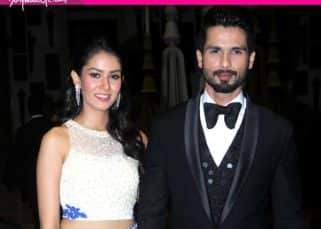 Exclusive: Shahid Kapoor and wife Mira Rajput shoot for their FIRST magazine cover together!
