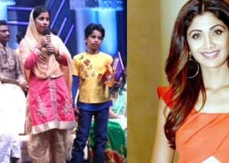 Shilpa Shetty's sweet gesture on Super Dancer 2 will melt your hearts
