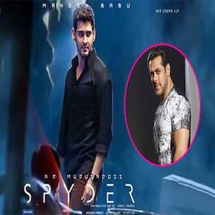 No SPYDER remake for Salman Khan, clarifies AR Murugadoss